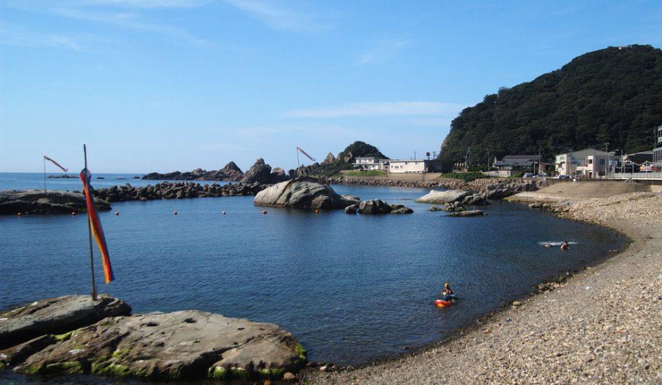 鮎川海水浴場