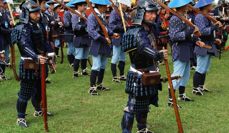 朝倉戦国祭り