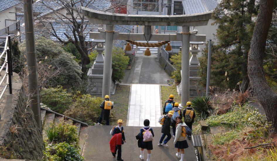 春日神社(福井市茱崎)
