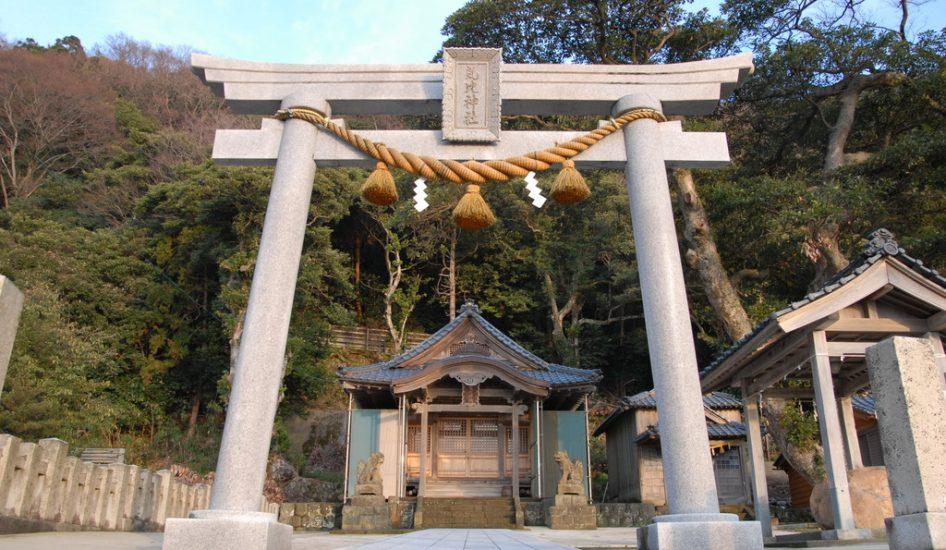 気比神社(福井市茱崎)