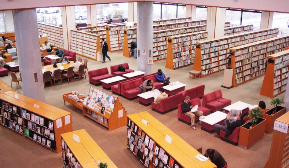 みどり図書館