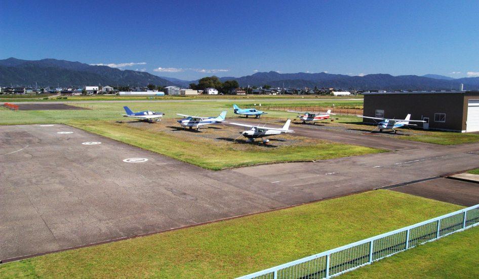 福井空港(坂井市)