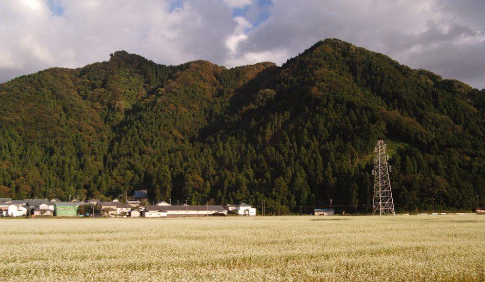 文殊山(鯖江市)