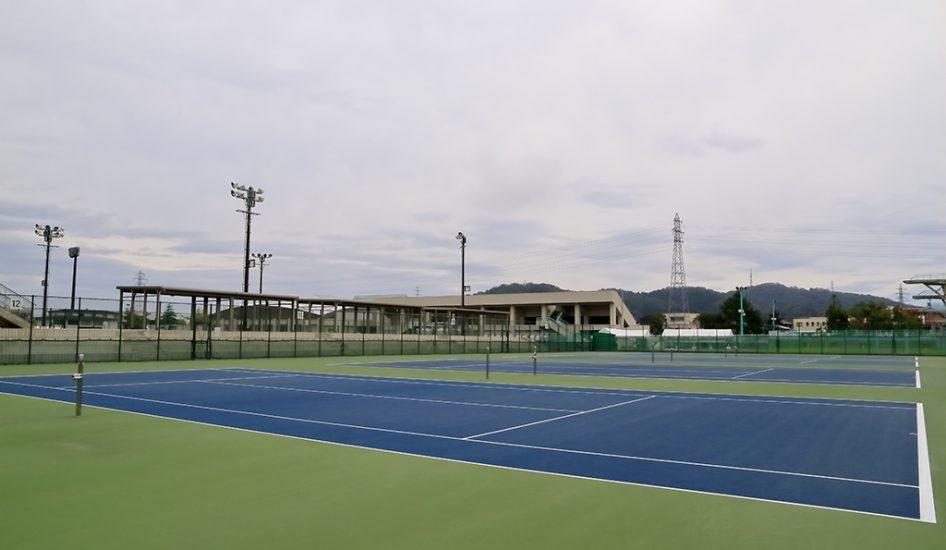 福井運動公園・テニス場